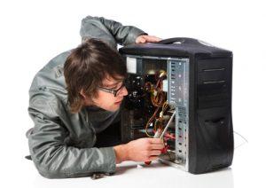 Kompiuterių taisymas